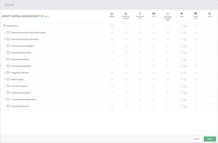 Как работает виртуальная комната данных iDeals
